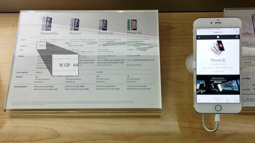 16GB Flagship iPhone