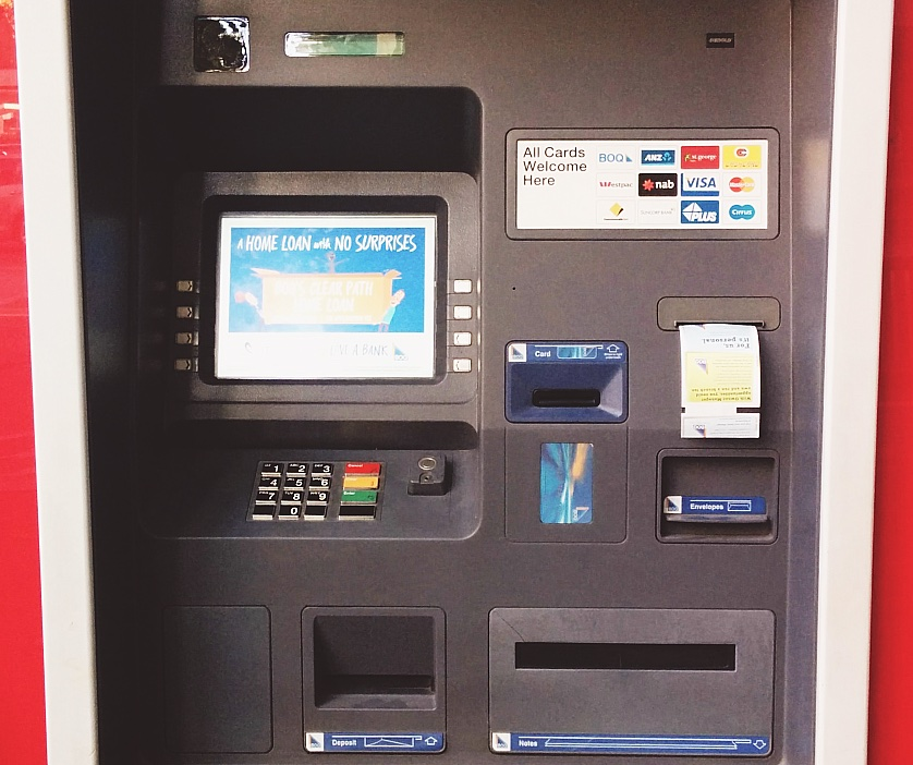 BOQ Prehistoric ATM