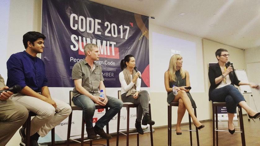 CoDE 2017 Summit Panel