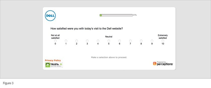 Dell Questionnaire Step 3