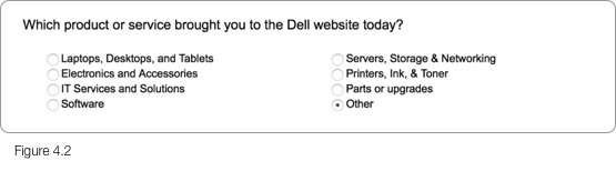 Dell Questionnaire Step 7