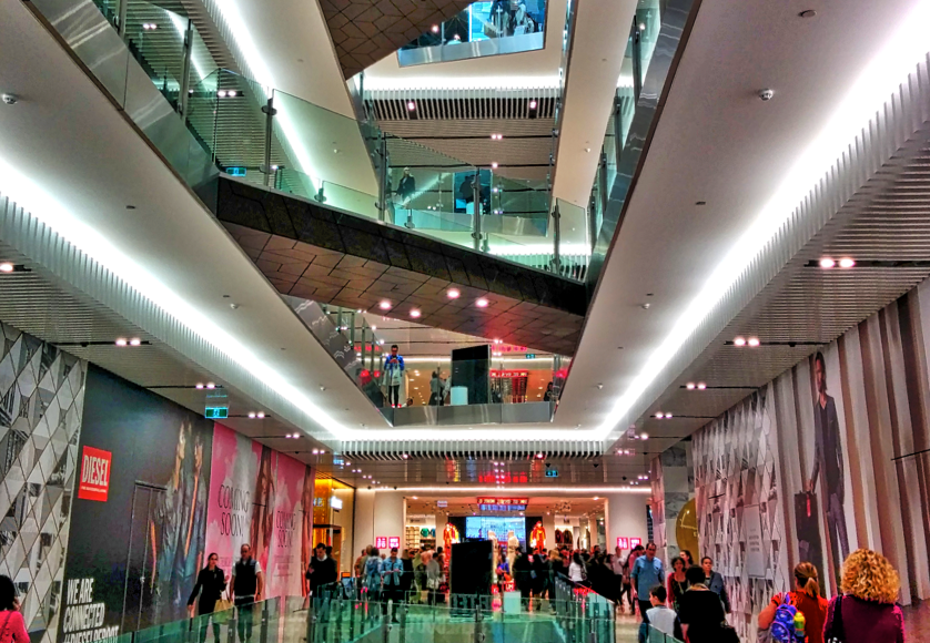 Does Emporium Melbourne Go Beyond Surface Level Refinement In Defining The Modern Mall Experience