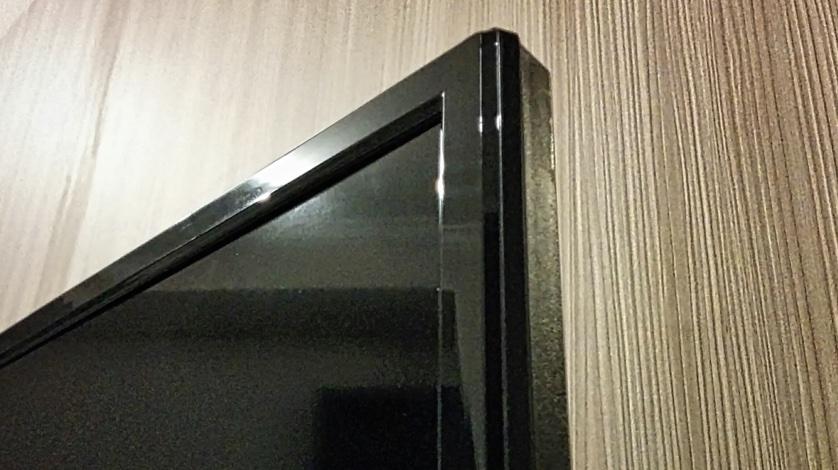 Flat Panel Television Edge